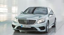 07/2013 Mercedes S 63 AMG S-Klasse