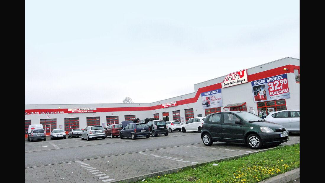 BMW Werkstättentest 2013 - auto motor und sport