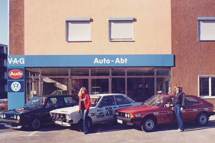 07/2014, Abt Sportsline, Scirocco, 40 Jahre, New Generation