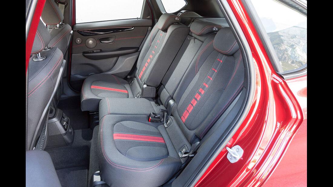 07/2014, BMW 2er Active Tourer BMW 218d