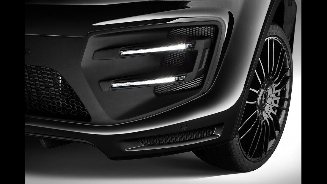 07/2014, Larte Design, Range Rover Evoque, Light Guide, Remus