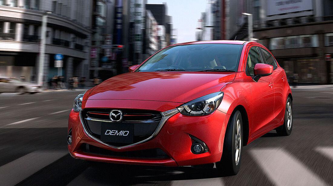 07/2014, Mazda 2 Demio Japanversion