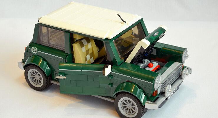 07/2014, Mini Classic Legobausatz, Lego