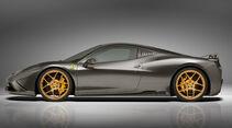07/2014, NOVITEC ROSSO Ferrari 458 Speciale