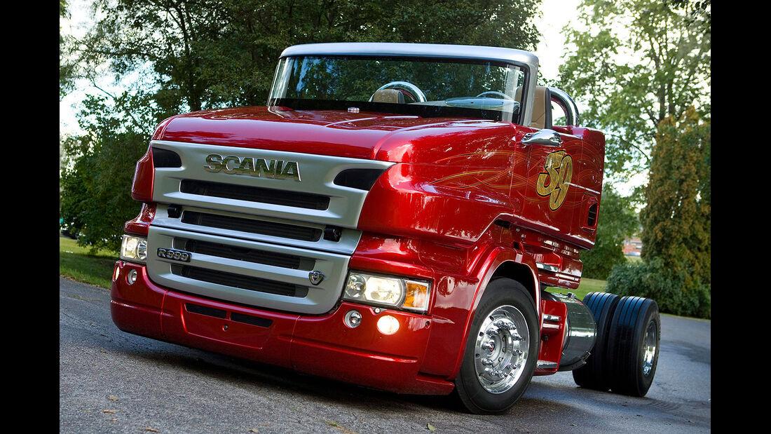 07/2014, Scania Showtruck Svempas Red Pearl