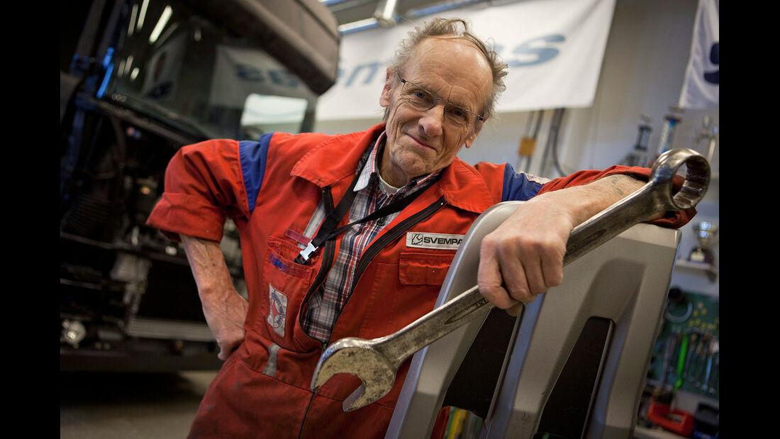 07/2014, Scania Showtruck Sven Erik Svempa Bergendahl