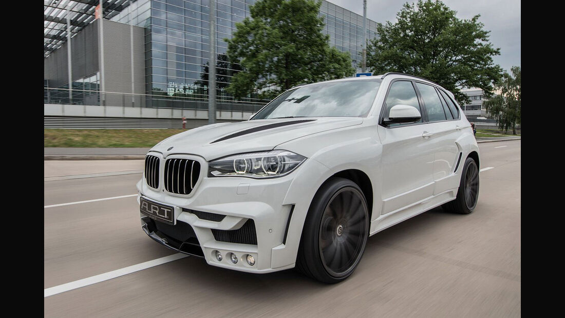 07/2015, ART Tuning BMW X5 xHawk5.