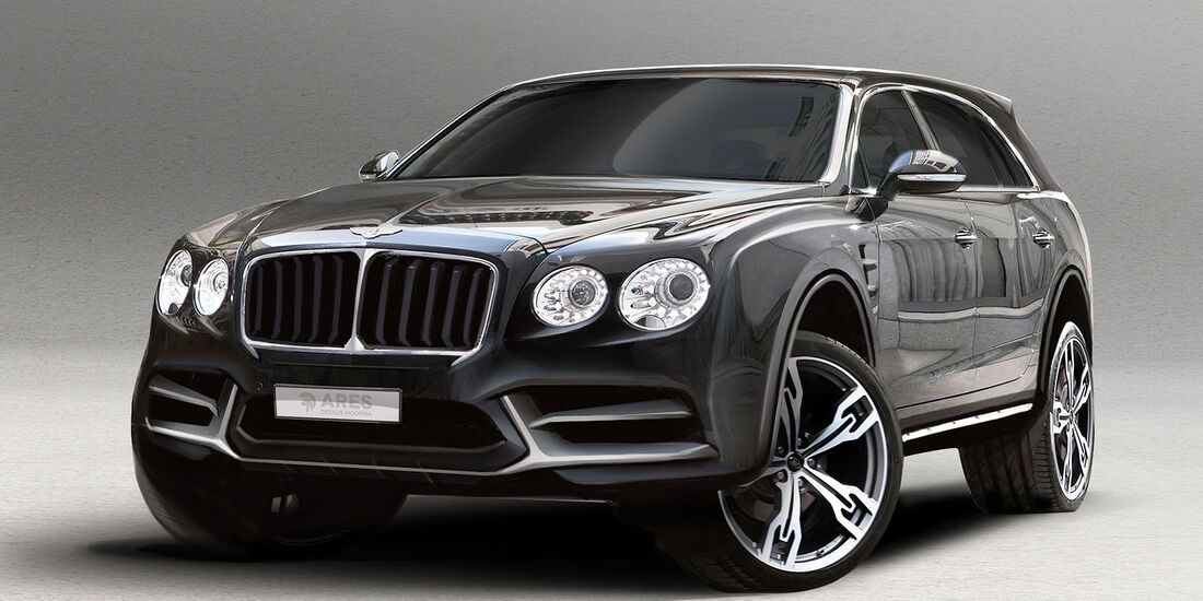07/2015, Ares Concept Bentley Flying Spur