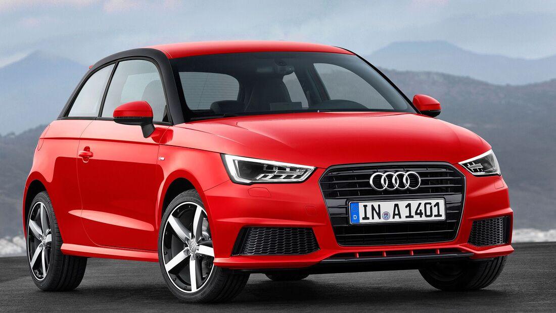 07/2015, Audi A1