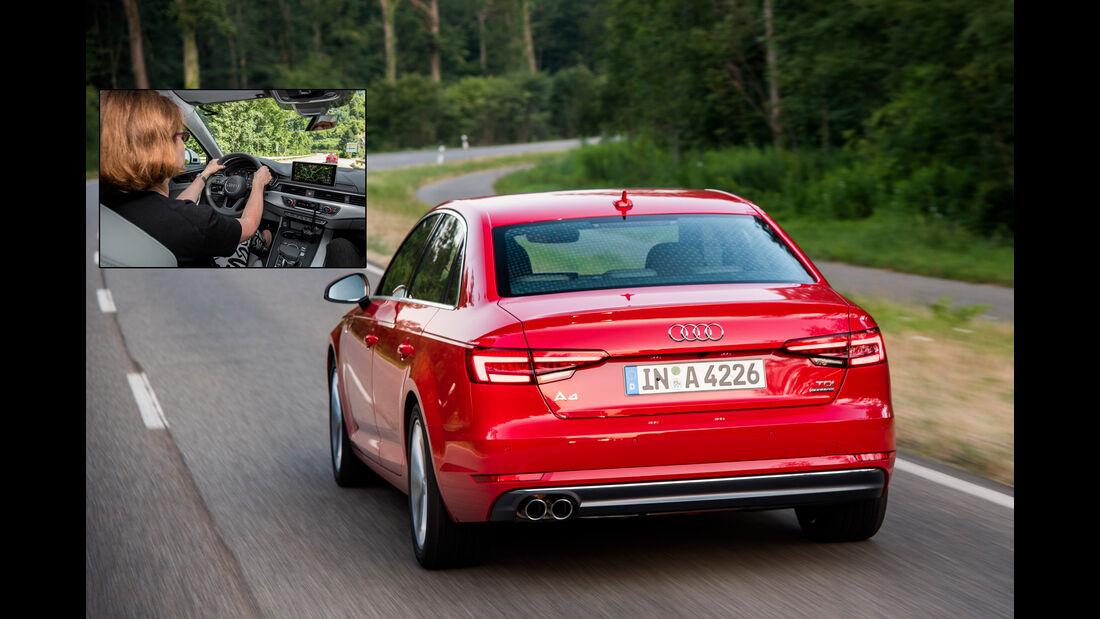 07/2015, Audi A4 Fahrbericht