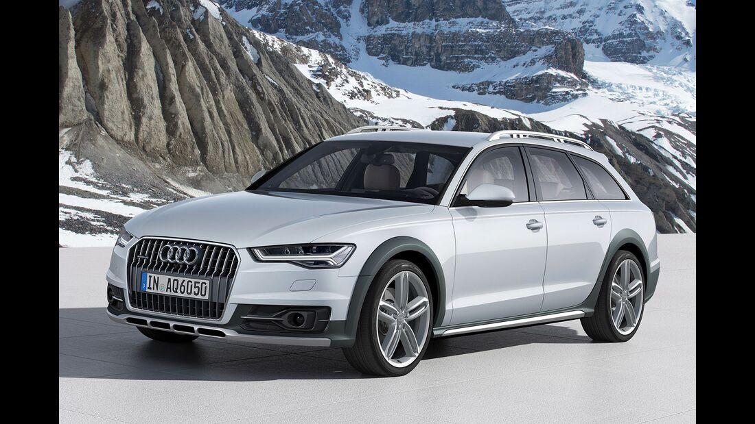 07/2015, Audi A6