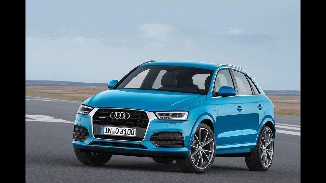 07/2015, Audi Q3