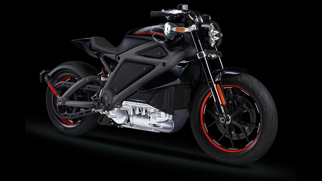 07/2015, Harley-Davidson Project Livewire Elektromotorrad