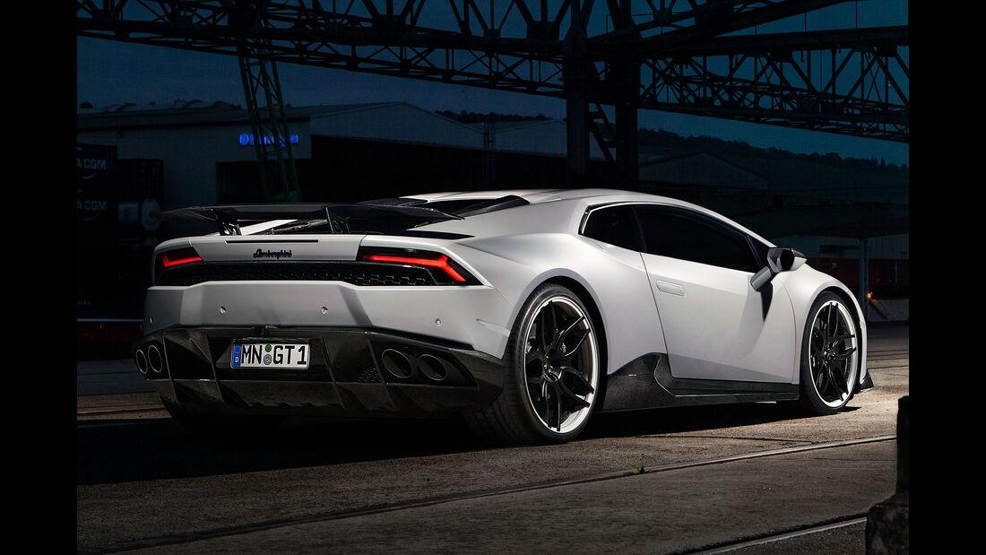 07/2015, Lamborghini Hurracan Novitec Torado