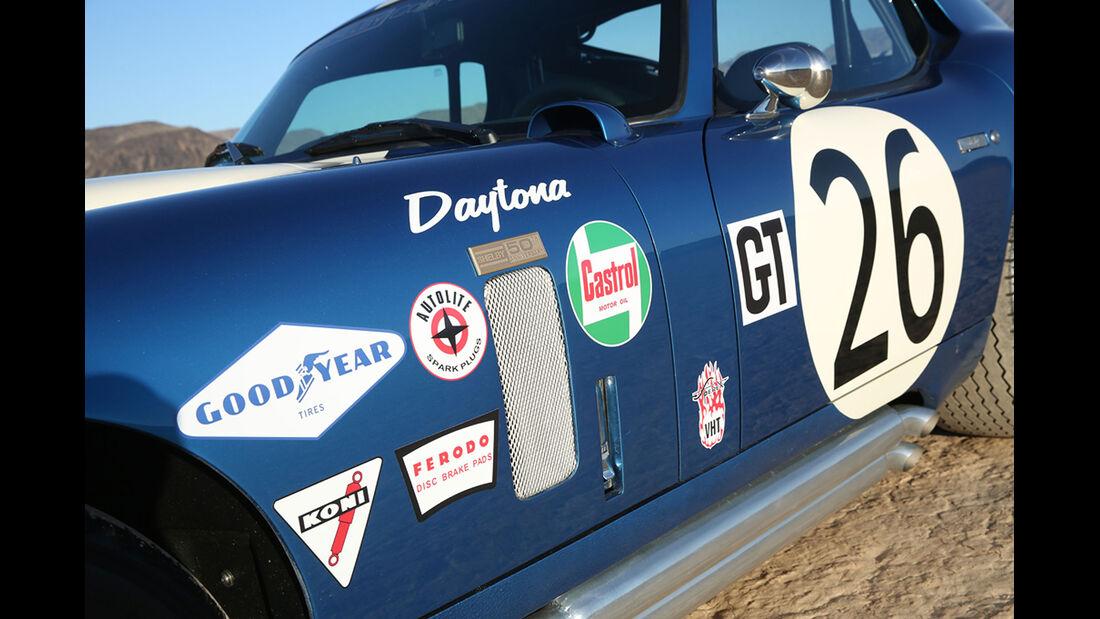 07/2015, Shelby American Cobra Daytona Coupé