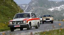 07/2015 - Silvretta Classic 2015, Volvo 244 DL und Volvo 144 de Luxe, mokla0715