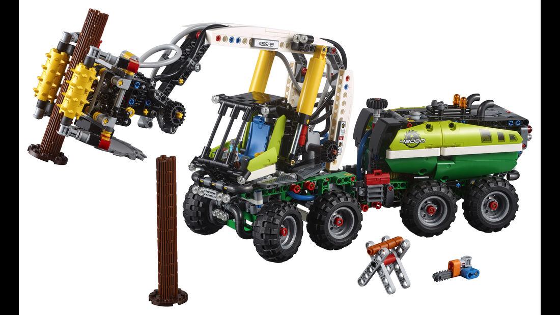 07 / 2018, Lego Technic Neuheiten August 2018