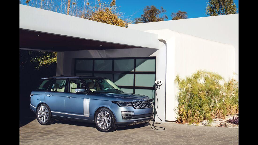 07/2018, Range Rover P400e