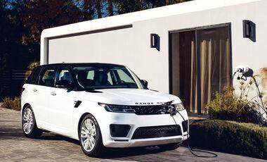 07/2018, Range Rover Sport P400e