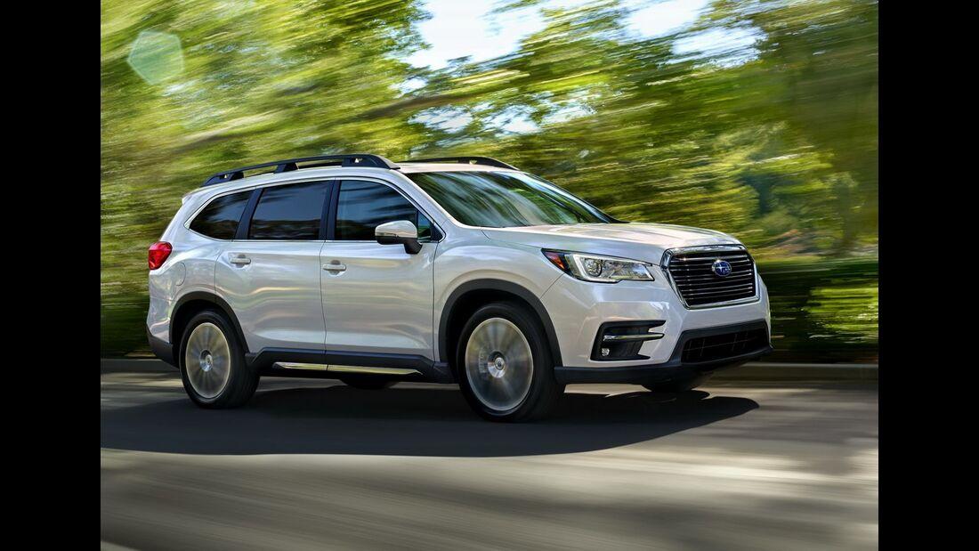 07/2018, Subaru STEP Zukunftsplan