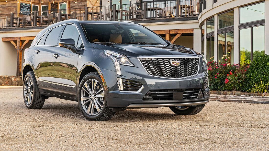 07/2019, 2020 Cadillac XT5 Premium Luxury