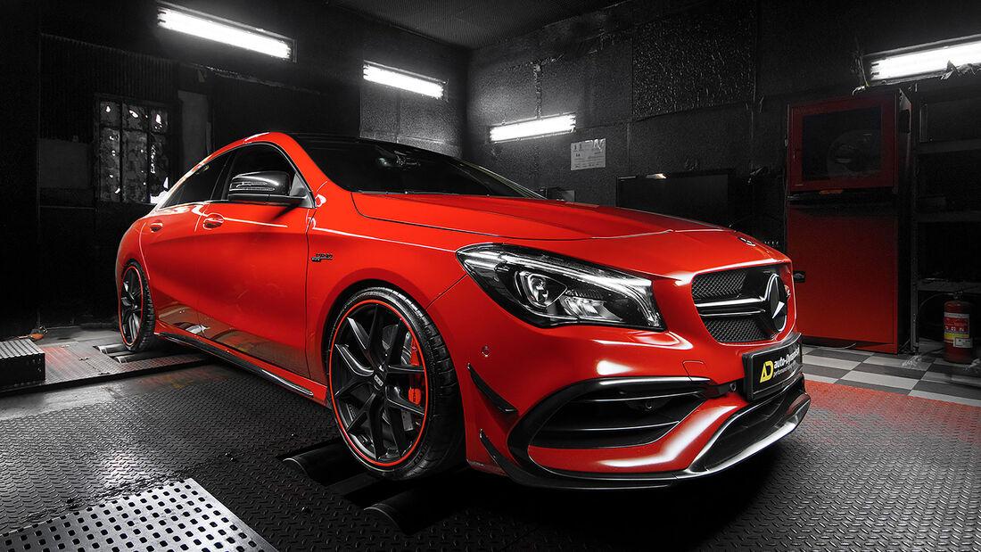 07/2019, Auto-Dynamics Mercedes CLA 45 AMG (C 117)