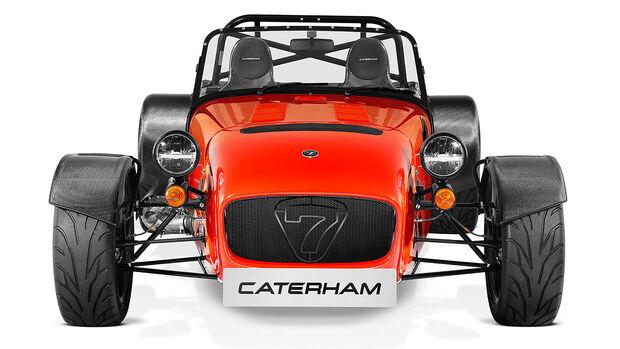 07/2019, Caterham 485 CSR