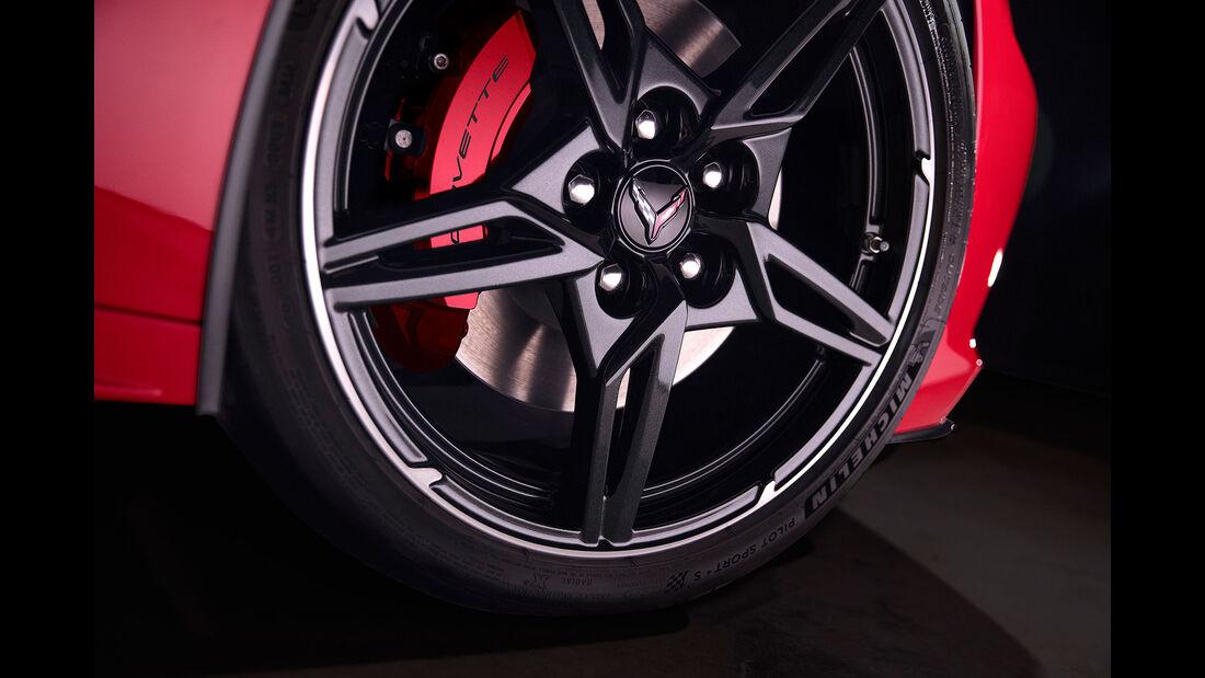 07/2019, Chevrolet Corvette C8 Sting Ray