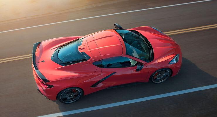 Chevrolet Corvette C8 Ohne Konkurrenz Bei Preis Leistung Auto Motor Und Sport