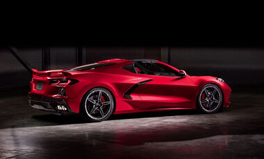 07/2019, Chevrolet Corvette C8 Sting Ray