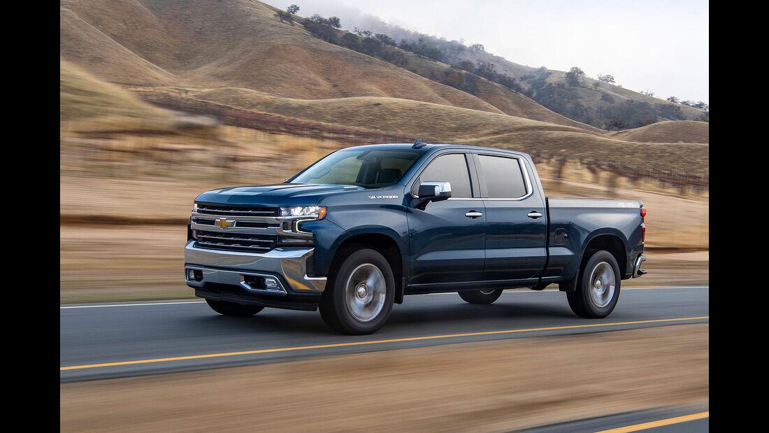 07/2019, Chevrolet Silverado Diesel