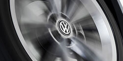 07/2019, Feststehende Radnabenkappe VW