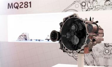 07/2019, Neues Handschaltgetriebe von Volkswagen