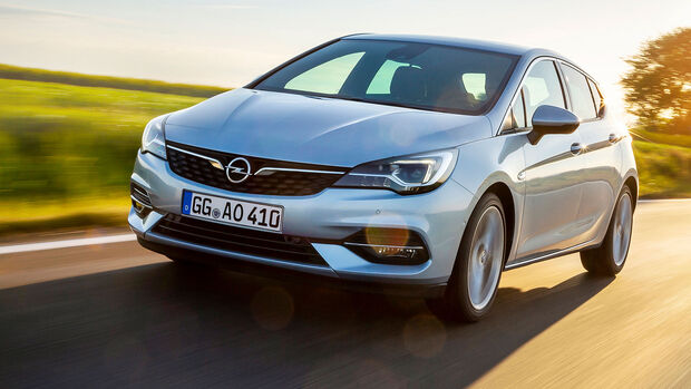 07/2019, Opel Astra Facelift 2019