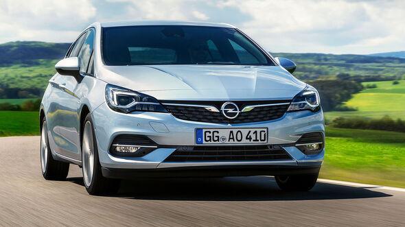 07/2019, Opel Astra Facelift 2019