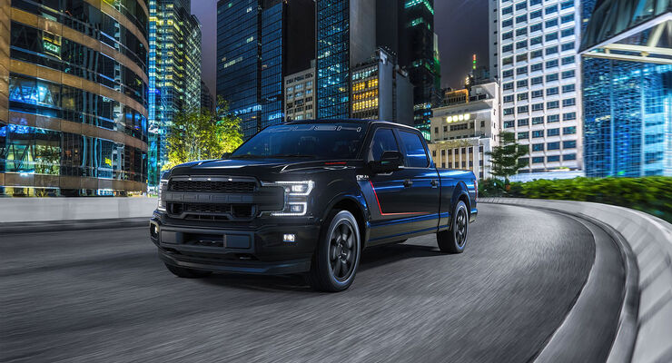 07/2019, Roush Ford F-150 Nitemare