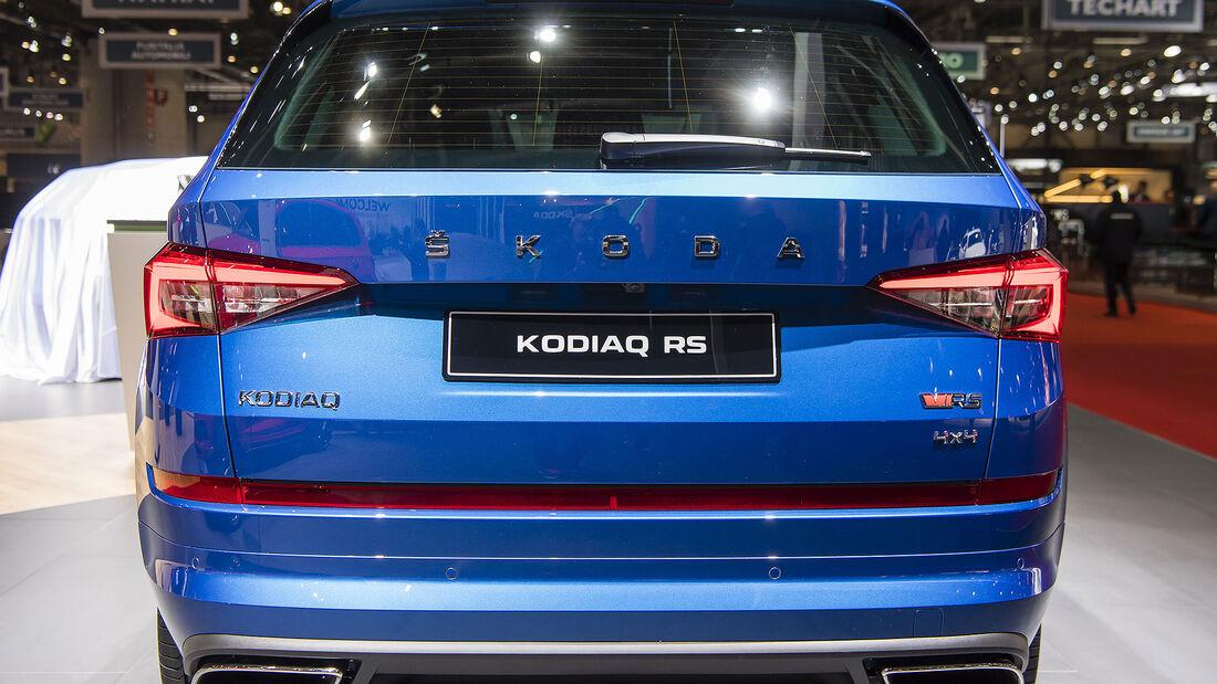 07/2019, Skoda Kodiaq Modellpflege 2019
