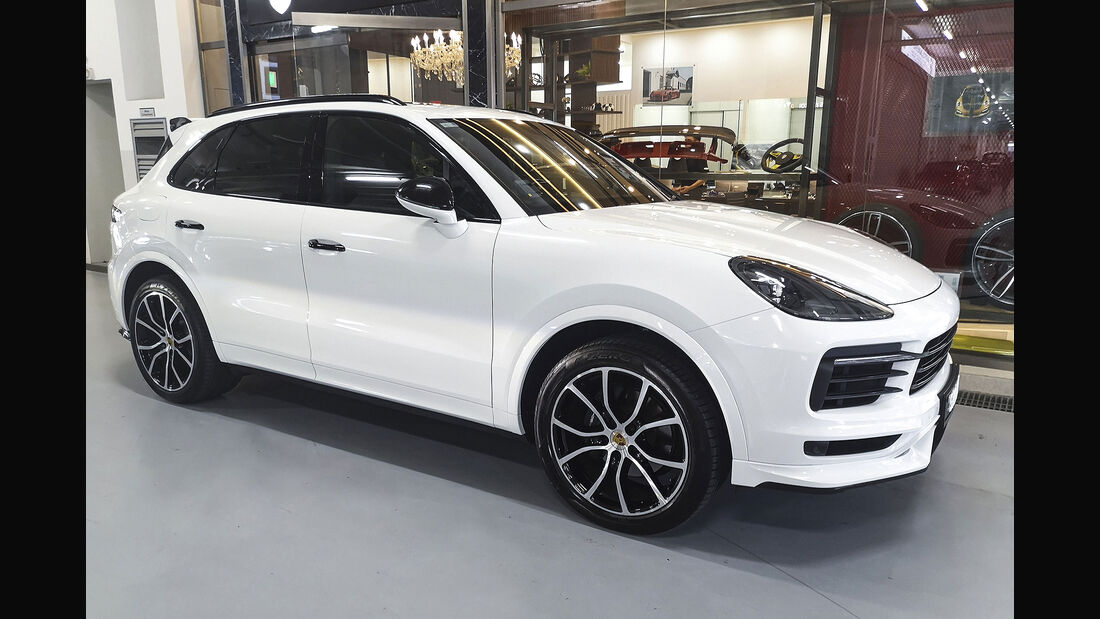 07/2019, Techart Porsche Cayenne