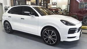 07/2019, Techart Porsche Cayenne