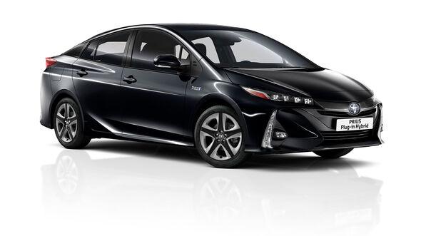07/2019, Toyota Prius PHEV Modellpflege 2019