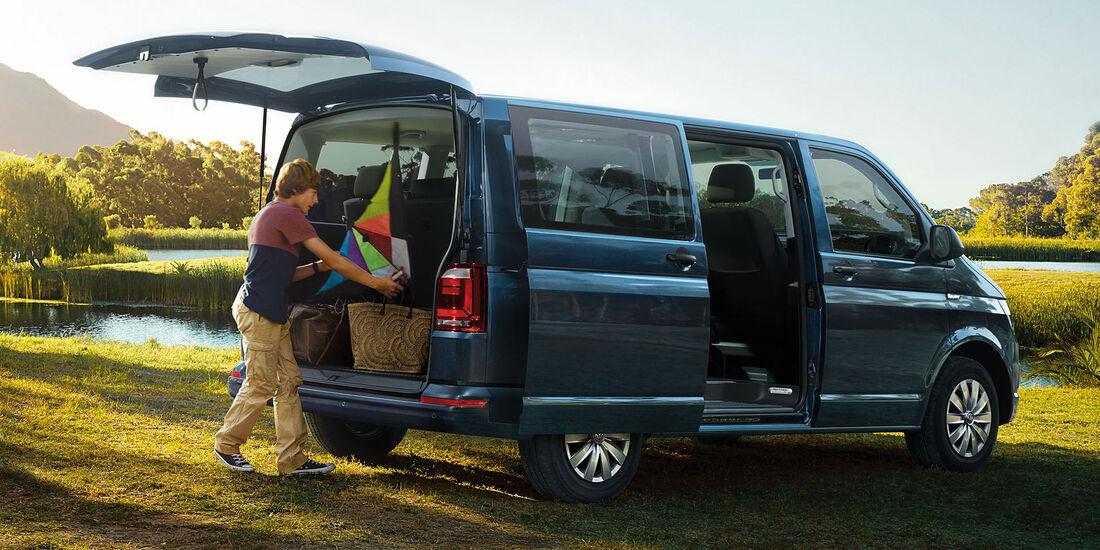 07/2019, VW T6 Multivan