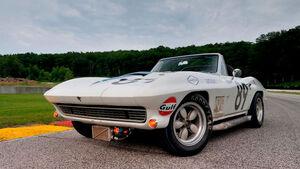 07/2020, 1967 Chevrolet Corvette C2 Sting Ray L88 Race Car