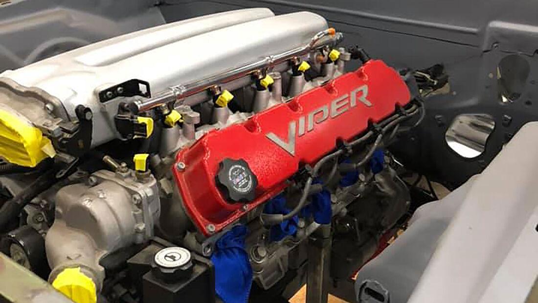07/2020, 1971 Plymouth Road Runner mit Viper-Motor