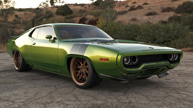 07/2020, 1971 Plymouth Road Runner mit Viper-Motor