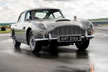 Das erste neue 007-Modell ist fertig