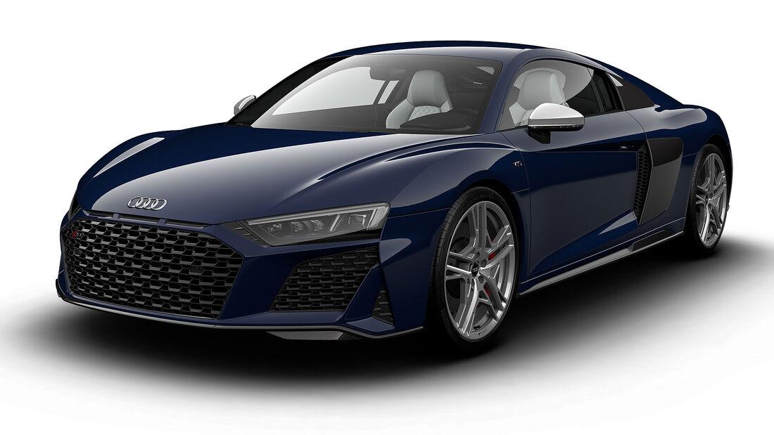 07/2020, Audi R8 V10 Farewell-Sondermodell USA
