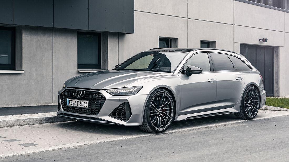 07/2020, Audi RS6 Avant von Abt Sportsline