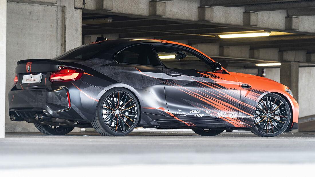 07/2020, BMW M2 Competition von JMS Fahrzeugteile