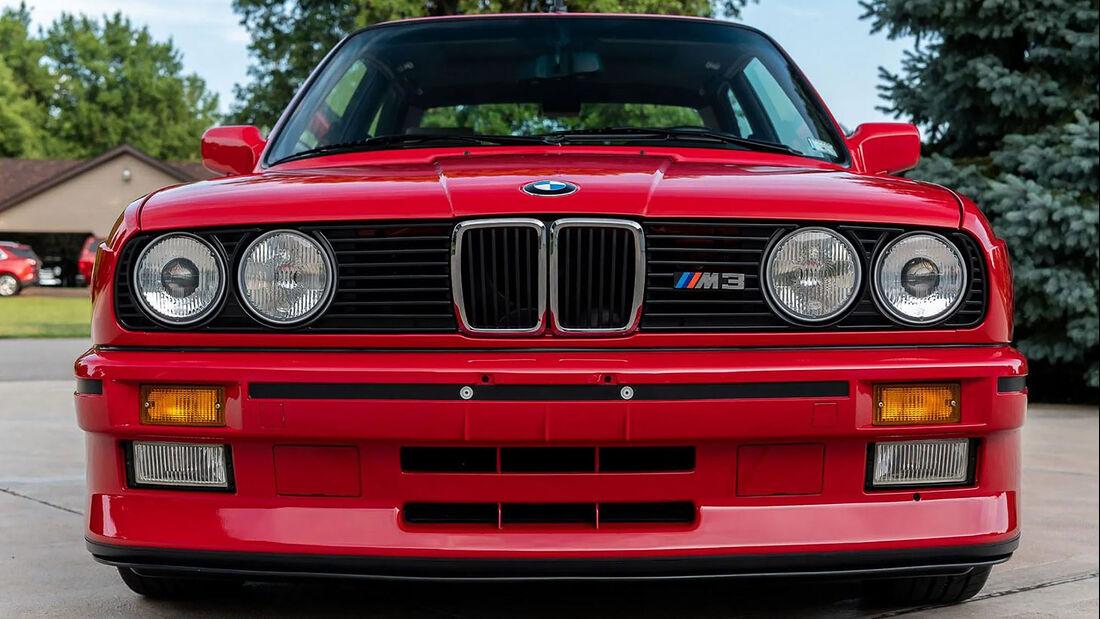 07/2020, BMW M3 E30 für 250.000 Dollar