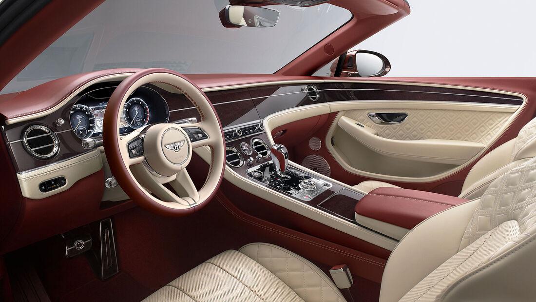 07/2020, Bentley Continental GT Modelljahr 2021